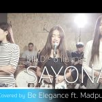 MILD – SAYONARA (ซาโยนาระ) | Covered by Be Elegance ft. MadpuppetStudio